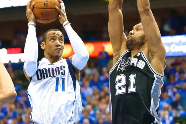 San Antonio Spurs vs. Dallas Mavericks: Live Score and Analysis for Game 6