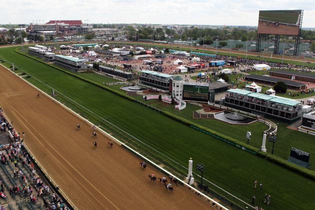 Kentucky Derby 2014 Weather: Latest Forecast for Churchill Downs Race