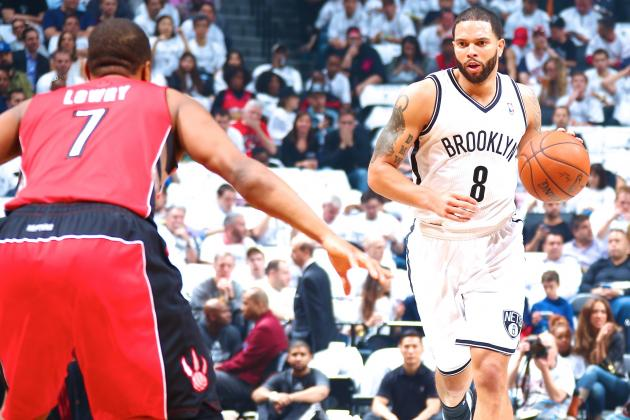 Toronto Raptors vs. Brooklyn Nets Game 6: Live Score, Highlights and Reactions
