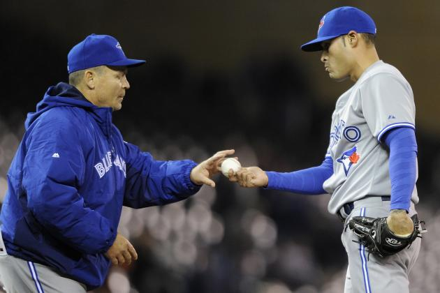 Toronto Blue Jays: Struggling Bullpen Costing the Team Wins