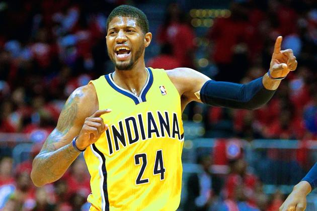 Rod Thorn Explains Why Paul George Didn't Violate NBA Rules During Altercation