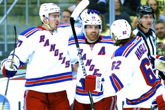 Rangers vs. Penguins: Game 1 Score and Twitter Reaction from 2014 NHL Playoffs