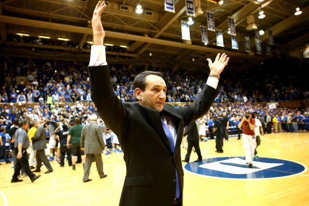 Duke Basketball: Was This One of Coach K's Best Seasons?