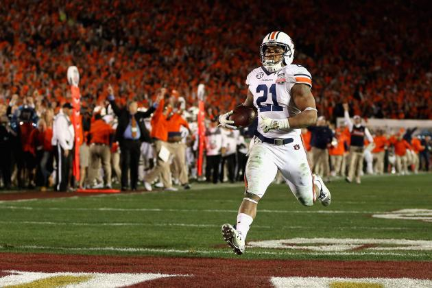 Tre Mason NFL Draft 2014: Scouting Report Breakdown for St. Louis Rams RB