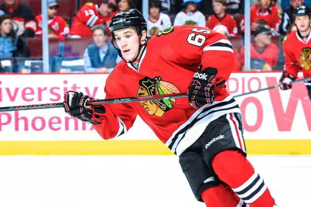 Andrew Shaw Injury: Updates on Blackhawks Center's Status and Return