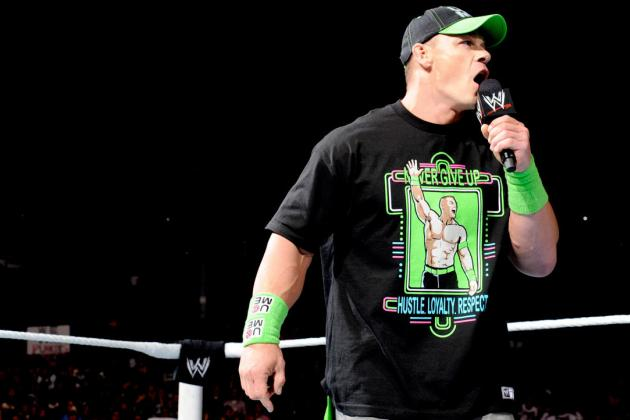 John Cena vs. Bray Wyatt: Projecting Cena's Character Change After Extreme Rules