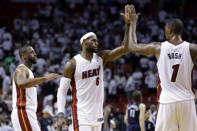 Miami Heat Playoff Schedule 2014: TV Info and Predictions for 2nd Round