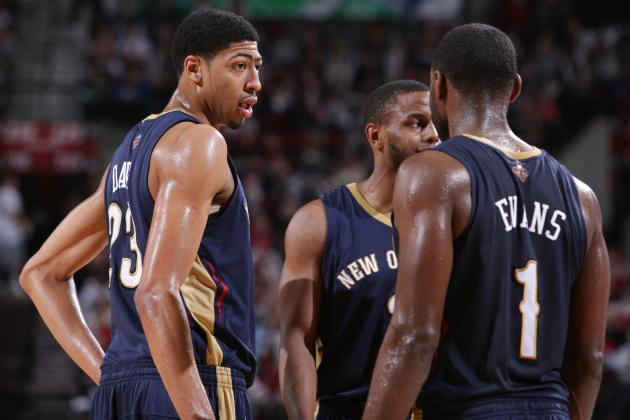 New Orleans Pelicans Core Needs Another Season Together