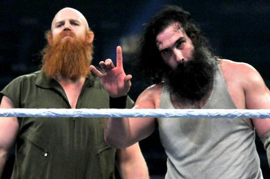 Luke Harper and Erick Rowan Are Top Choice for Tag Team Titles