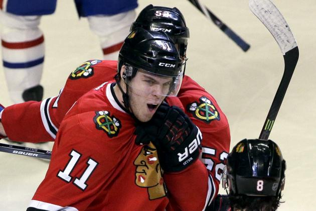 Chicago Blackhawks: Injury to Andrew Shaw Could Be Chance for Jeremy Morin