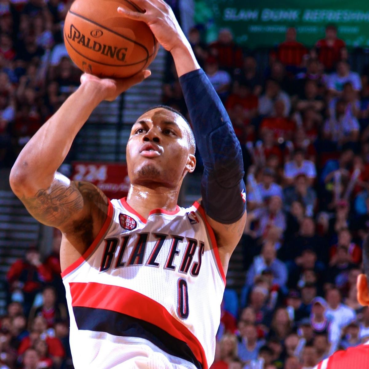Blazers Game 3: Rockets Vs. Trail Blazers Game 6: Live Score, Highlights