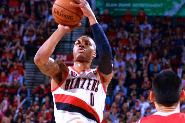 Rockets vs. Trail Blazers Game 6: Live Score, Highlights and Reactions