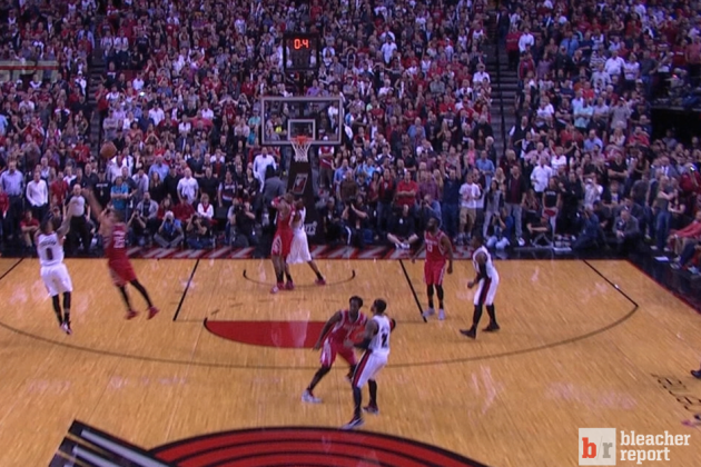 Damian Lillard Sends Portland to 2nd Round with Game-Winning 3 at the Buzzer