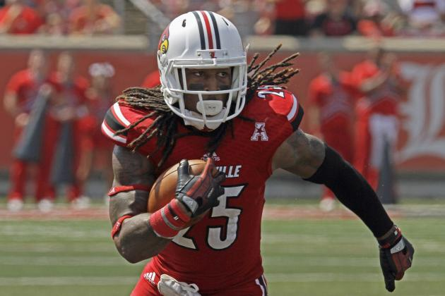 Calvin Pryor NFL Draft 2014: Scouting Report Breakdown for New York Jets S