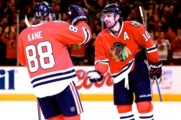 Chicago Blackhawks' Game 1 Triumph over Minnesota Wild Comes with Warning Signs