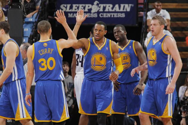 Are Golden State Warriors a Big Step Away from Being Contenders Next Season?