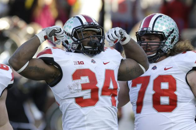 Why the 2014 Running Back Class Could Be Most Successful of This Year's Draft
