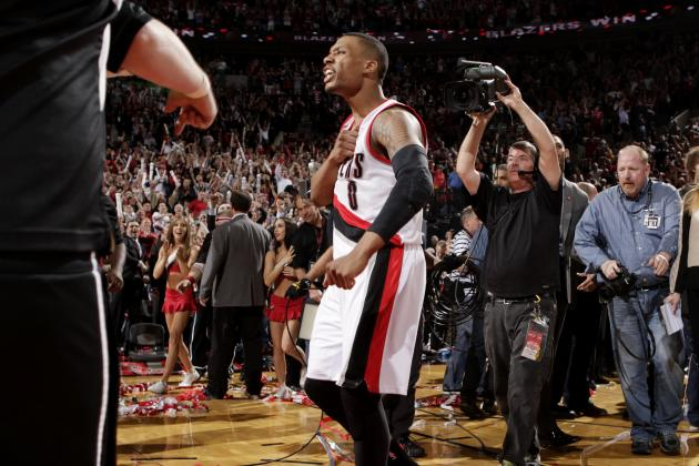 Video: 4 Different Angles of Lillard's Winner