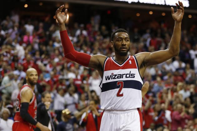 John Wall's NBA Playoff Debut Next Step in Superstar Journey