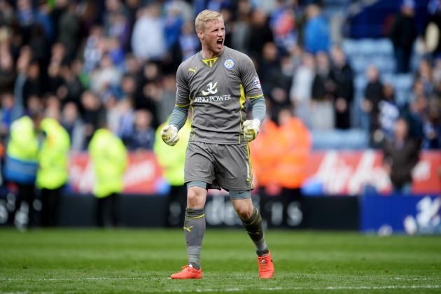 Arsenal Transfer News: Latest on Kasper Schmeichel, Zakaria Bakkali and More