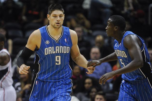 How Orlando Magic Should Properly Build Around Victor Oladipo and Nikola Vucevic
