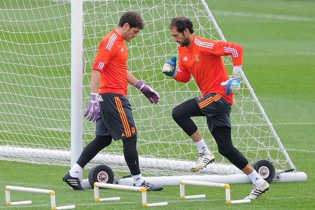 Ancelotti to Alternate Goalkeepers Lopez and Casillas as Khedira Returns