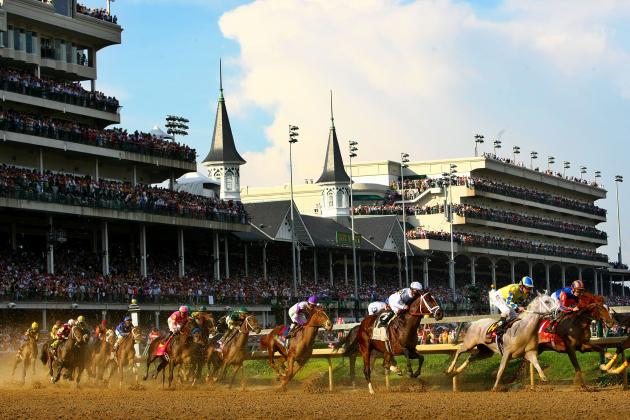 Kentucky Derby Schedule 2014: Live Stream, TV Coverage and Lineup Info