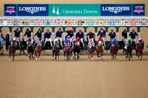 Kentucky Derby Field 2014: Final Vegas Odds and Projections for Entry List