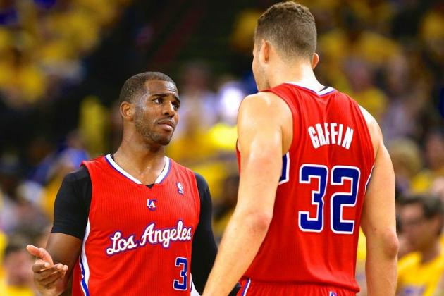 Clippers' Reputation as Emerging Team on the Line in Game 7 Against Warriors