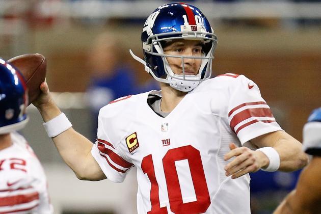 VIDEO: Eli Manning Begins Running Three Weeks Ahead of Original Schedule