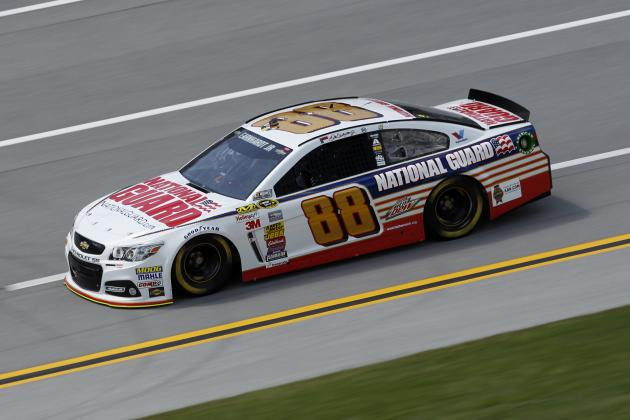 NASCAR at Talladega 2014: Start Time, Live Stream, TV Schedule and More