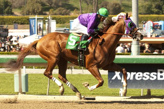Kentucky Derby Early Betting: California Chrome Getting Wagering Action
