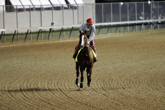 Kentucky Derby Start Time 2014: Race Post Info, NBC TV Coverage and More