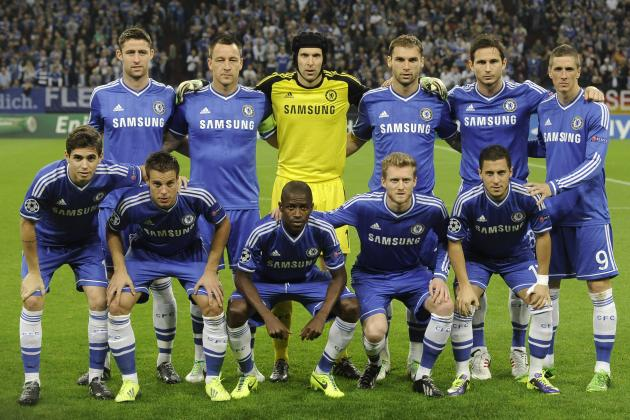 Predicting Chelsea's Starting Line-Up at the Beginning of the 2014/15 Season