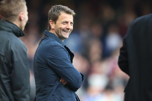 Tim Sherwood Post-Game After Tottenham's 2-0 Defeat to West Ham at Upton Park