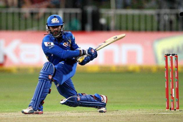 Mumbai Indians vs. Kings XI, IPL 2014: Highlights, Scorecard, Report