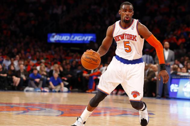 Tim Hardaway Jr. or Iman Shumpert: Who Has More Upside for NY Knicks?