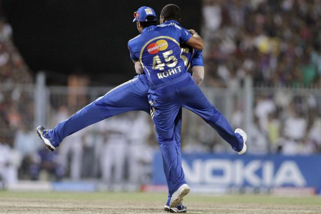 Pollard a Hero, but Malinga, Gautam, Anderson and Rohit Crucial to MI's 1st Win