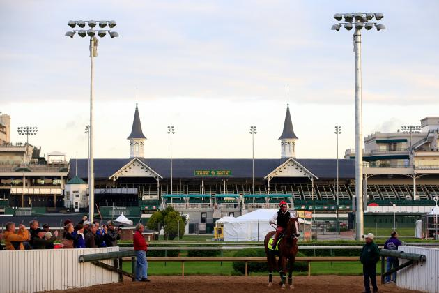 Kentucky Derby Odds: Wicked Strong, Danza Closest in Betting to Chalk