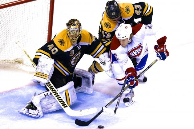 Montreal Canadiens vs. Boston Bruins Game 2: Live Score and Highlights