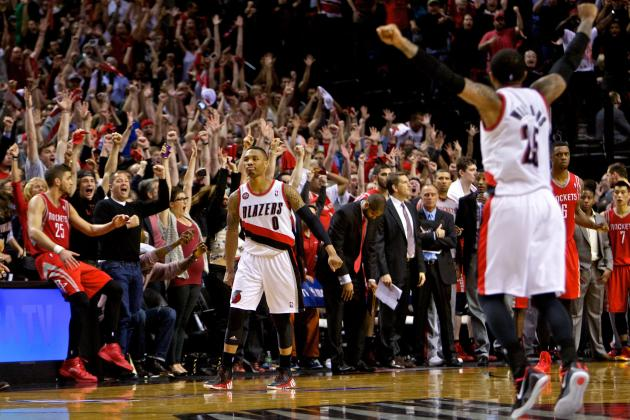 Houston Rockets Wikipedia Page Gets Owned After Damian Lillard's Game-Winner