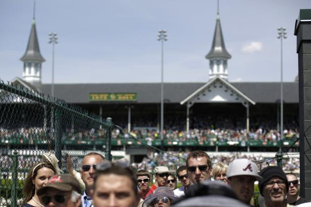 Kentucky Derby 2014 Weather: Latest Conditions for 140th Race at Churchill Downs