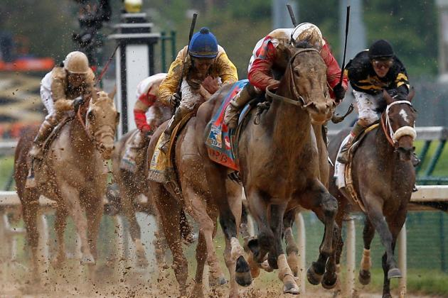 Kentucky Derby 2014 Horses: Updated Race-Day Odds and Post Positions Info