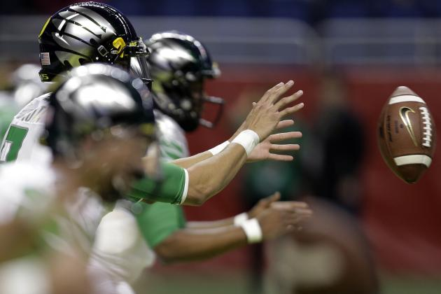 Oregon Spring Game 2014: Live Game Grades and Analysis