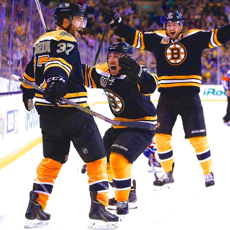 Montreal Canadiens Vs. Boston Bruins Game 2: Live Score