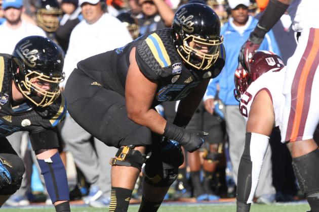 Xavier Su'a-Filo NFL Draft 2014: Scouting Report Breakdown for Texans LG