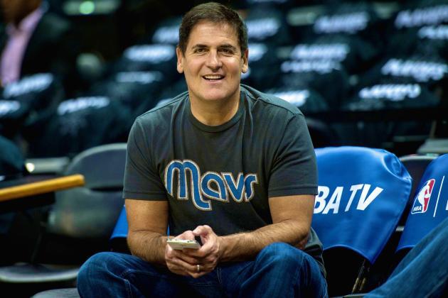 Meet Mavericks Owner Mark Cuban, the Anti-Donald Sterling