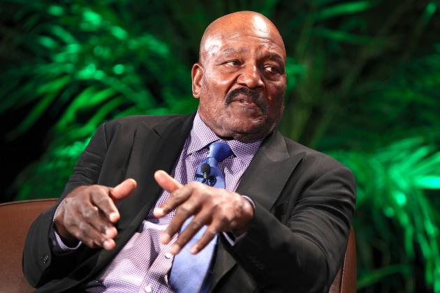 Jim Brown Calls NCAA the 'Most Reprehensible Organization God Ever Created'