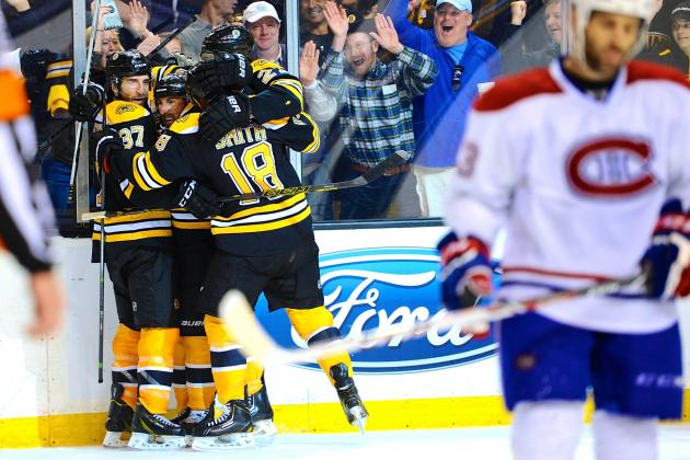 Did Bruins Finally Find Their Footing vs. Montreal with Late Flurry in Game 2?