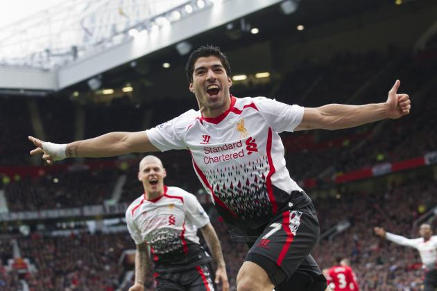 Liverpool Transfer News: Latest on Luis Suarez, Marcel Schmelzer and More